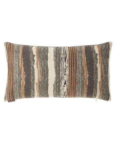 Chindi Smoke Pillow