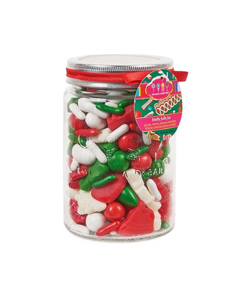 Holly Jolly Mason Jar