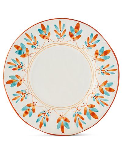 San Miguel Handpainted Dinner Plate