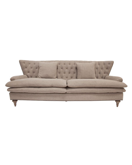 Caryle Tufted Sofa