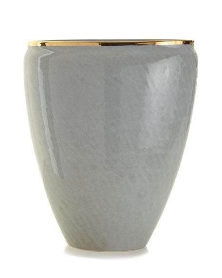 AERIN Paros Large Textured Ceramic Vase
