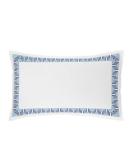 "Casa Branca for SFERRA<br>Labirinto Decorative Pillow, 12"" x 22"""