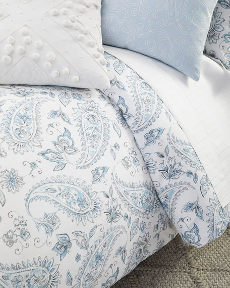 SFERRA Ametta Full/Queen Duvet Cover Set
