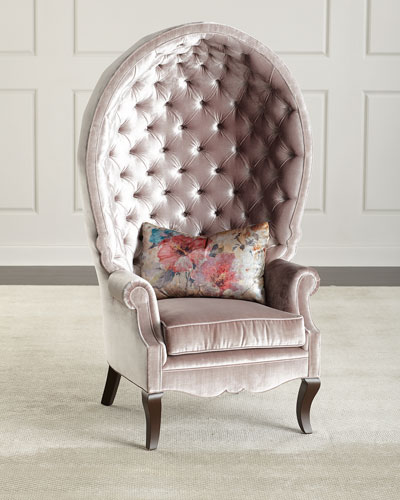 Papillion Tufted Chair