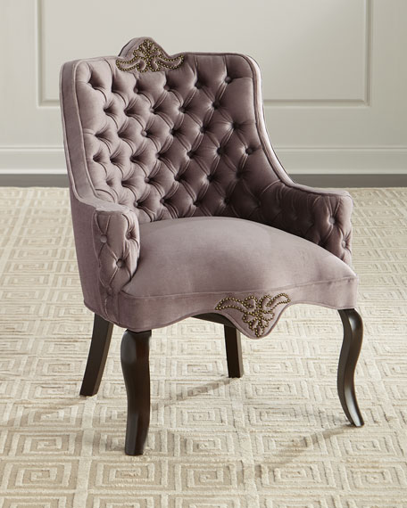 Genevive Tufted Chair