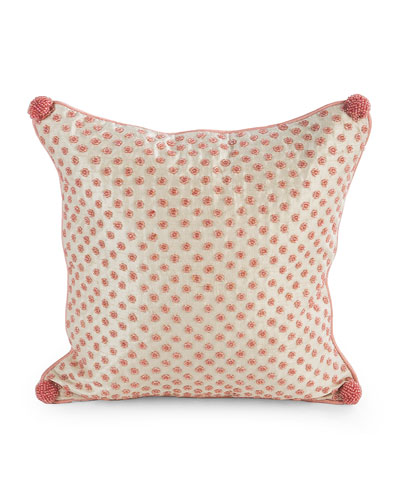 Rosebud Pillow