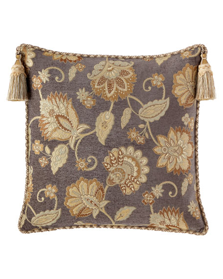 Dian Austin Couture Home Golden Garden Floral European