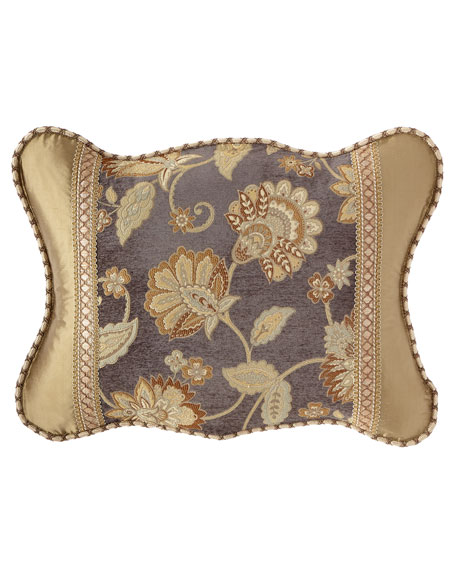 Dian Austin Couture Home Golden Garden Scalloped King
