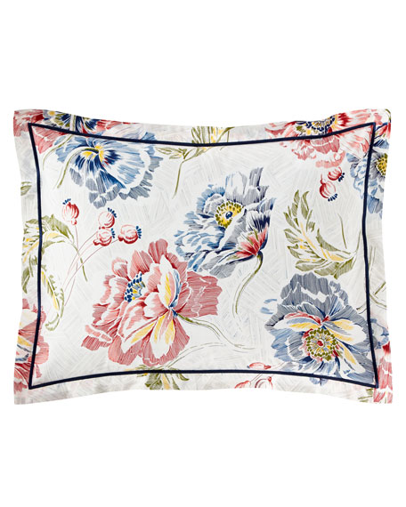 Isadora Floral Full/Queen Comforter Set