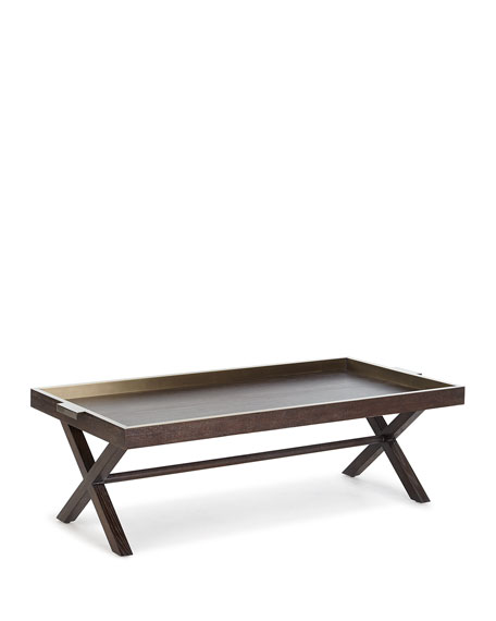 Clarendon Rectangle Coffee Table