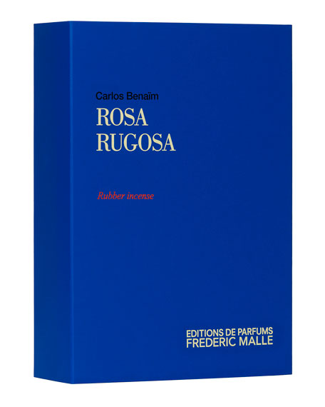 Rubber Incense Rosa Rugosa