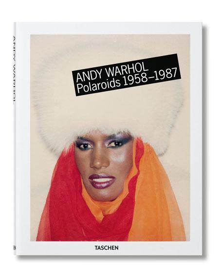 Andy Warhol Polaroids 1958-1987