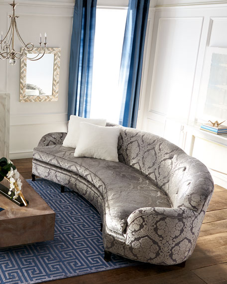 L Amour Damask Sofa