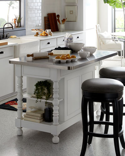 Furniture Style Kitchen Islands: Latest Furniture : Coffee Tables & Master Chest At Neiman
