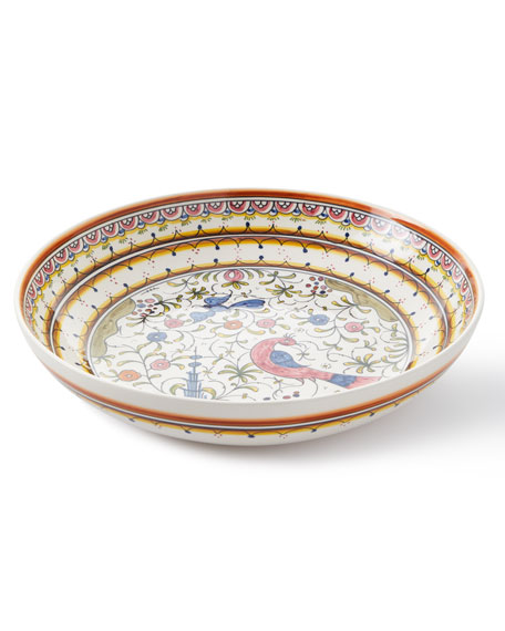 Pavoes Serving Bowl