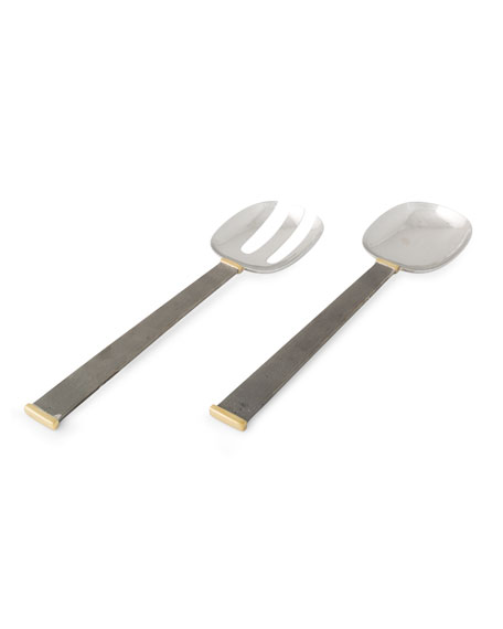 Michael Aram Anemone Serving Set