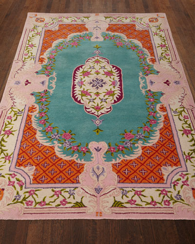 Jeffers Hand-Tufted Rug  5' x 8'