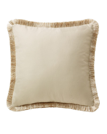 "Annalise Square Decorative Pillow, 18""Sq."