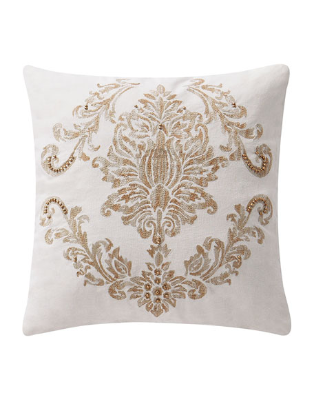 "Annalise Square Decorative Pillow, 16""Sq."