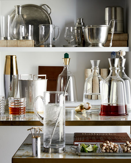 Tall Carafe with Collar