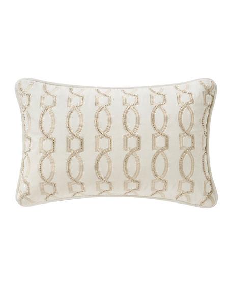 "Lancaster Breakfast Decorative Pillow, 12"" x 18"""