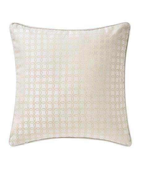 "Lancaster Square Decorative Pillow, 18""Sq."