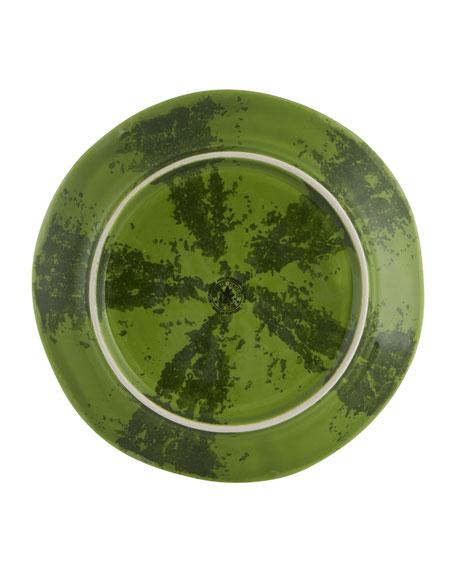 Watermelon Fruit Plates, Set of 4
