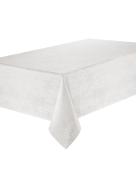 "Moonscape Tablecloth, 70"" x 126"""