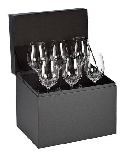 Lismore Essence Goblets  Set of 6