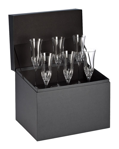 Lismore Essence Flutes  Set of 6