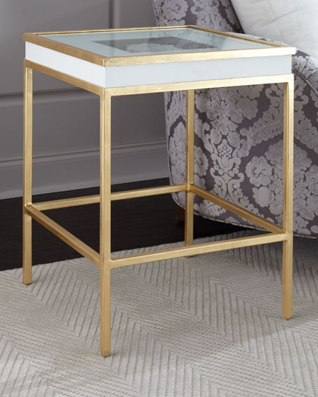 John-Richard Collection Picture Frame Side Table