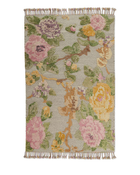 Ivey Hand-Knotted Rug, 8' x 10'