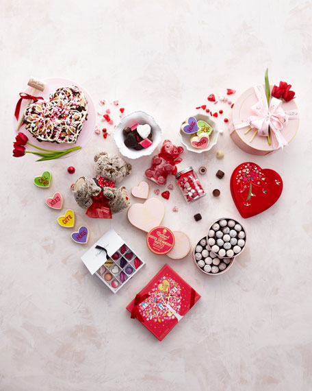 Pucker Up Valentine's Chocolates
