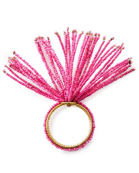 Spider Beads Burst Napkin Ring