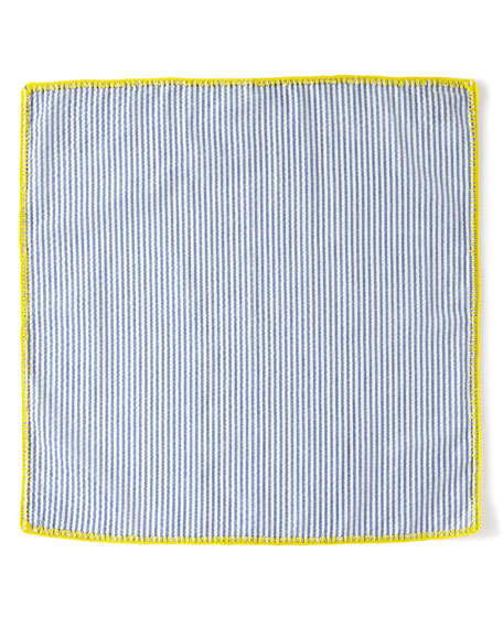 Cotton Seersucker Napkin