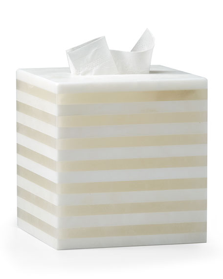 Ligne Tissue Box Cover