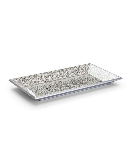 Miraflores Tray, Silver