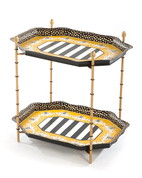 Queen Bee Tray Table