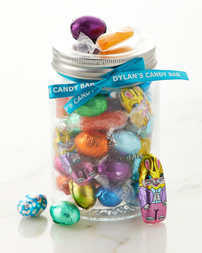 Easter 2018 Candy Mason Jar