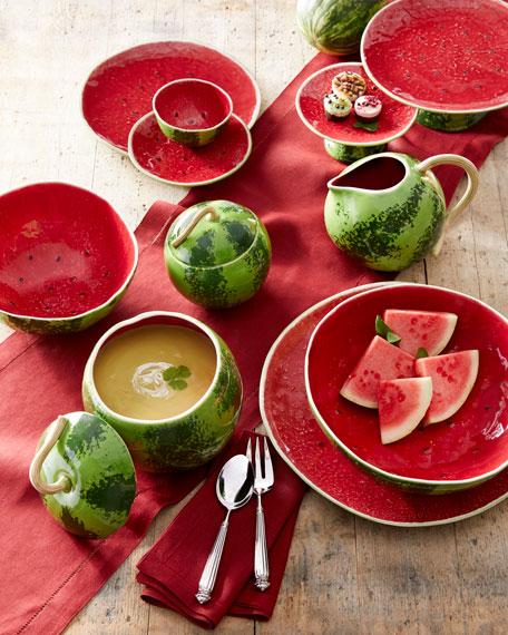 Watermelon Tureen, 50 oz.