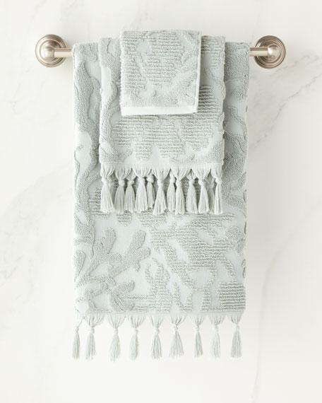 Ocean Reef Hand Towel