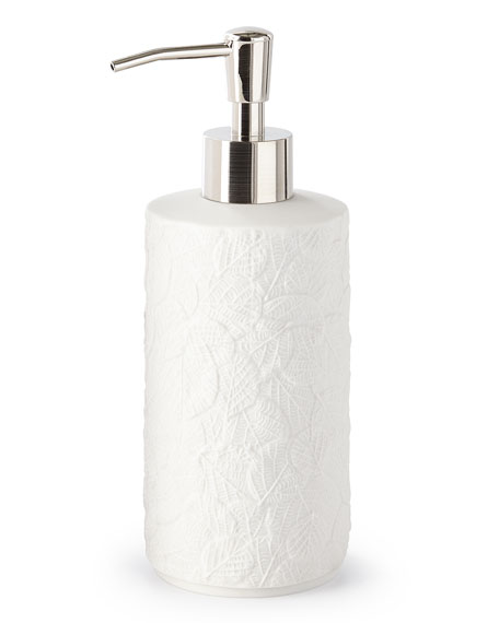 Botanical Leaf Lotion Dispenser