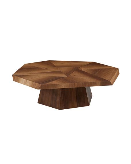 Yukas Wood Coffee Table