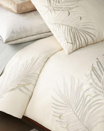 Palm Full/Queen Duvet