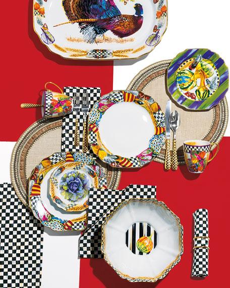 Jeweled Circle Placemat