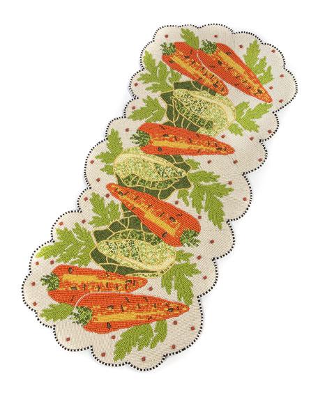 MacKenzie-Childs Garden Patch Table Runner
