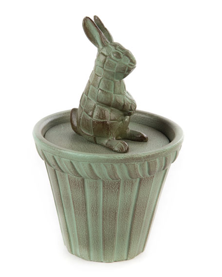 Rabbit Citronella Candle