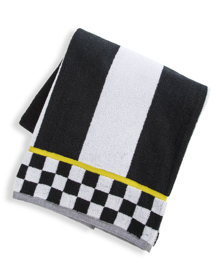MacKenzie-Childs Courtly Stripe Bath Towel
