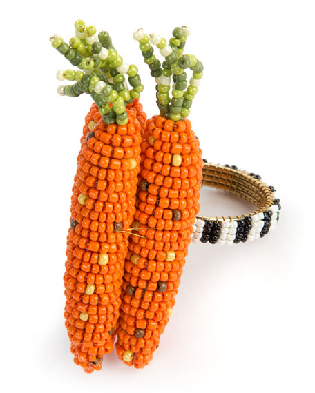 Carrot Napkin Ring
