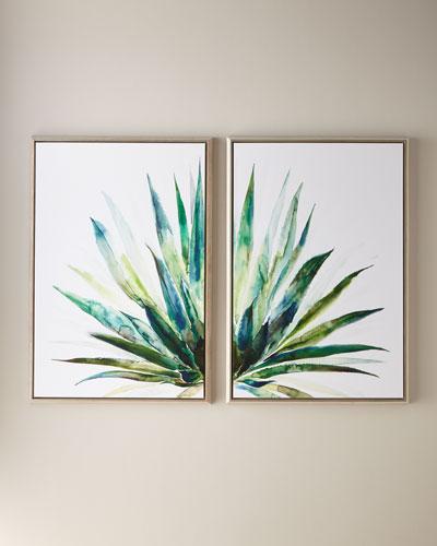 Verde Agave Wall Art, 30